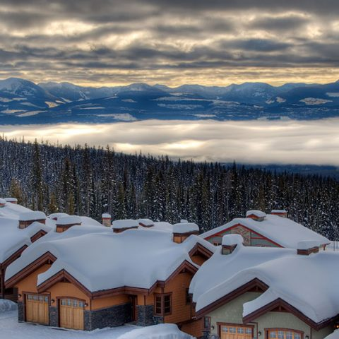 Big White Ski Resort Filming Locations